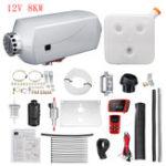 New 12V 8000W Parking Heater Diesel Air Heater Kit