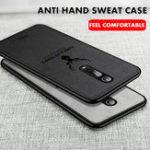 New BAKEEY Deer Shockproof Cloth&TPU Protective Case For Xiaomi Mi 9T / Mi9T PRO / Redmi K20 / Redmi K20 PRO