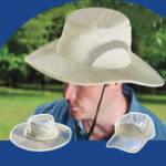 New Arctic Hat Outdoor Cooling Ice Cap Sunscreen Hydro Cooling Bucket Arctic Ultra Chilling UV Protection Hat UV Protection Hat