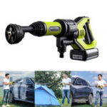 New JIMMY 180W Handheld Wireless Washing Machine Washer Flushing Pump Automobiles Car Tent Cleaning Tools Kit Set from xiaomi youpin