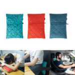 New Naturehike NH19ZT001 Folding Pillow Portable Soft Sponge Back Cushion Neck Headrest Outdoor Travel