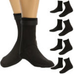 New Adult Unisex 3mm Anti-slip Waterproof Neoprene Diving Socks