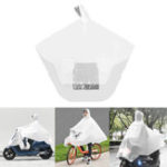 New ZMI EVA Environmental Raincoat Outdoor Riding Travel Poncho Transparent Waterproof Rain Coat From Xiaomi Youpin