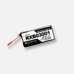 New DUALSKY RXB03001 300mAh 3.7V 2C/30C LiPo Battery TJC8 3P for Receiver RX DLG HLG Mini G.lider Micro RC Drone F3A Helicopter Racing Drone Quadcopter Airplane
