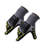 New Anti-cutting Riding Protection Anti-skid Wear-resistant Gloves High-strength Anti-collision