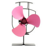 New Thermal Power Fan 3-Blade Heat Powered Stove Fan for Wood/Log Burner/Fireplace Eco Friendly