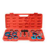 New Crank Seal Remover/Installer Kit Camshaft Oil Seal Disassembly Assembly Tools Shaft Installer Extractor Auto Removal Repair Set
