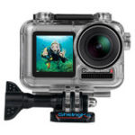 New SheIngka 40M Camera Waterproof Protective Case Diving Shell for DJI Osmo Action Camera