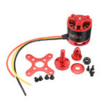 New Racerstar BR2212 1400KV 2-4S Brushless Motor for RC Airplane Model