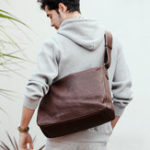 New Men Large Capacity Handbag Crossbody Bag Travel Outdoor