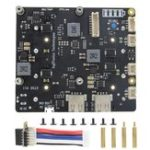 New X750 Shield 18650 UPS HAT & Safe Power Management Expansion Board for Raspberry Pi 4 Model B/3B+/3B/2B