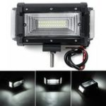 New 2Pcs 5.5inch 40W 40LED 3200LM Work Light Waterproof Bar Combo Driving Lamp Offroad SUV ATV UTV 4WD