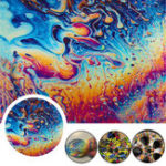 New 50x100cm PVA Dipping Hydrographics Film Water Transfer Film Printing Oil Slick Decorations