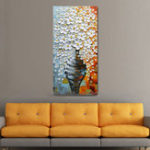 New Hand Painted Oil Paintings Botanical Modern Canvas Wall Art For Home Decoration Paintings