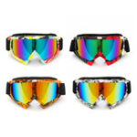 New Detachable Anti Radiation UV Protection Motorcycle Goggles
