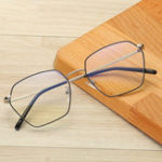 New Anti-blue Light Vogue Computer Square Clear Lens Glasses
