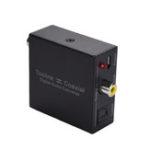 New NK-Q7 Fiber Coaxial Interchanger Digital 2-Way Audio Converter Small And Convenient