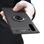 New Bakeey Protective Case For Samsung Galaxy Note 10 360º Rotating Ring Grip Bracket Back Cover