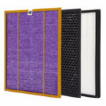 New Air Filter HEPA Filter AC4141/43/44 Carbon Filter for Philips AC4072 AC4074 AC4083 AC4085 AC4086 Air Purifier