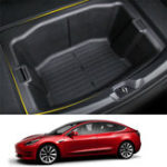 New Trunk Storage Box ABS Storage Box Storage Box Modified Car For Tesla Model 3