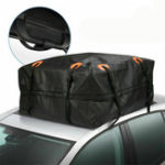 New Waterproof Frame-less Construction Car Rooftop Cargo Carrier Luggage Basket Rack Travel Bag
