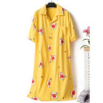 New Plus Size Shirt Nightgown