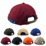 New New Avene Style Casual Street Retro Hip Hop Brimless Hats