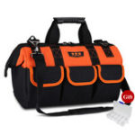 New 13inch 15inch 17inch 19inch Large Capacity Electrician Tool Storage Bags Oxford Cloth Tool Bag