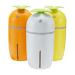 New 200ml Portable USB LED Air Humidifier Aroma Oil Diffuser