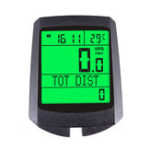 New Inbike 326 Wireless Bike Computer Luminous Waterproof Riding Speedometer Bicycle Smart Stopwatch