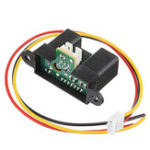 New GP2Y0A02YK0F Infrared Detection Laser Ranging Sensor Obstacle Avoidance Ranging 20-150cm