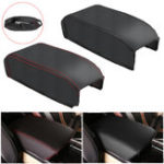 New Car Center Armrest Pad Cover Console Arm Rest Protector For Jeep Renegade 2015 2016