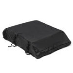 New 51x39x17″ 20 Cubic Car Cargo Roof Bag Waterproof Rooftop Luggage Carrier Black