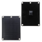 New 5V Monocrystalline Solar Panel with USB Port for Outdoor Working Backpack Installation