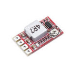 New 5pcs Mini DC-DC Adjustable Step Down Power Supply Module 12V 24V to 5V 3.3V 9V  3A mini360