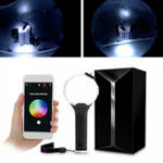 New Bluetooth Lightstick Ver 3 Concert Lamp Lightstick For Kpop BTS Army Fans Concert Bangtan Boys Fluorescent Light