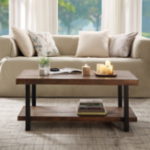 New Solid Wood Chaska Coffee Wooden Table Linving Room Furniture