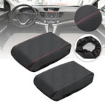 New PU Leather Car Center Armrest Console Box Cover Protection For Honda CRV 12-16