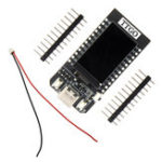 New 3pcs LILYGO® TTGO T-Display ESP32 CP2104 WiFi bluetooth Module 1.14 Inch LCD Development Board For Arduino