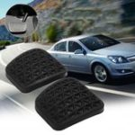 New Pair Of Brake Clutch Pedal Pad Rubber Cover For Opel