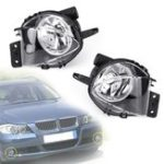 New Car Left Right Front Bumper Lights Cover Fog Lamps Case Emark for BMW 3 SERIES E90 E91 Sedan & Wagon 2005-2008