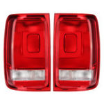New Car Rear Left/Right Tail Light Assembly Brake Lamp with No Bulbs for Volkswagen Amarok UTE Pickup 2010-UP