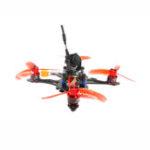 New HBFPV FA70 GT 2.8 Inch 2-3S FPV Racing Drone F4 Flight Controller OSD 12A Brushless ESC Caddx EOS2 Cam 200mW VTX
