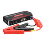 New 11000mAh Car Jump Starter 4USB Multi-Function Powerbank Battery Booster Pack for 12V 4.0L Petrol 2.5L Diesel Engine