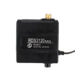 New DSSERVO RDS3120MG 270° 22kg Metal Gear Dual Ball Bearing Digital Servo For Robot Arm