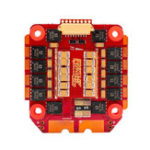 New FlightOne MegaBolt Freestyle 50A 3-6S 4 In 1 Brushless ESC for RC Drone FPV Racing