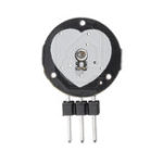 New Pulsesensor Pulse Heartbeat Heart Rate Sensor bluetooth Compatible Module