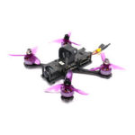 New              Eachine Wizard X140 140mm 3 Inch 3-4S RC FPV Racing Drone PNP Betaflight F4 OSD FOXEER Cam 25~300mW VTX