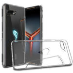 New              Bakeey Transparent Shockproof Soft TPU Protective Case For ASUS ROG Phone 2