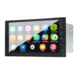 New              iMars 7 Inch 2 Din for Android 8.0 Car MP5 Player 2.5D Touch Screen Stereo Radio GPS WIFI bluetooth FM Support Rear Camera